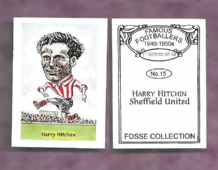 Sheffield United Harry Hitchin 15 (FC)